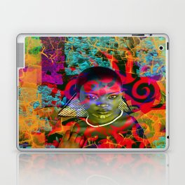 Lost in the Jungle Laptop & iPad Skin