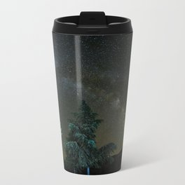 Milkyway at the mountains II Travel Mug
