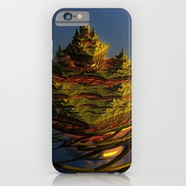 The journey is the destination iPhone Case