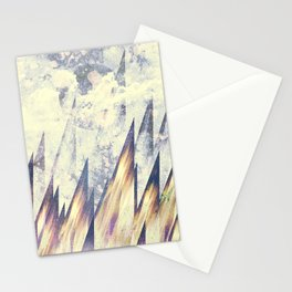 I have been to Mars Stationery Cards
