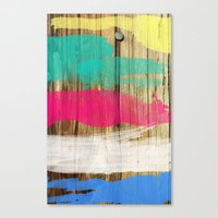 woody Canvas Prints featuring woody by Dino cogito