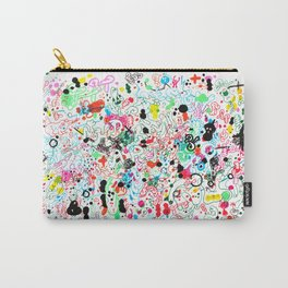 Animals doodle Carry-All Pouch