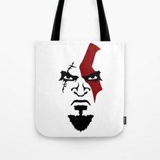 Kratos Face Tote Bag