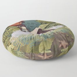 Tranquil Reflections Floor Pillow
