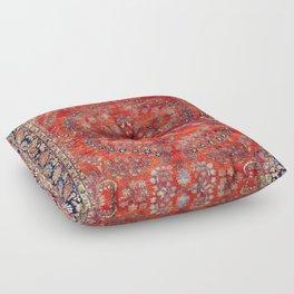 Sarouk Arak West Persian Carpet Print Floor Pillow