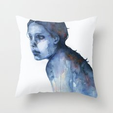 Ruggine Throw Pillow