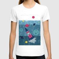 spaceship T-shirts featuring Spaceship by Kakel