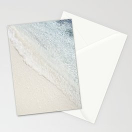 Ocean Water Waves Stationery Cards