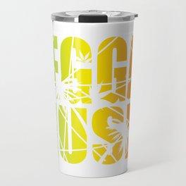 Reggae Music Travel Mug