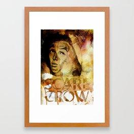 Brains Framed Art Print