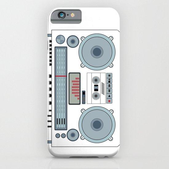 boombox  v1 iPhone & iPod Case