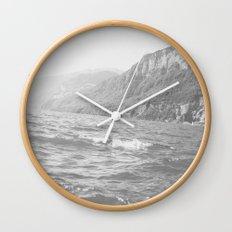 Wasser BW Wall Clock