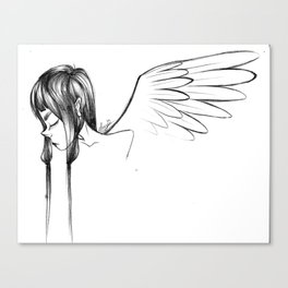 wing Canvas Print
