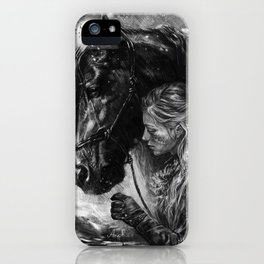 Will you trust me? iPhone Case