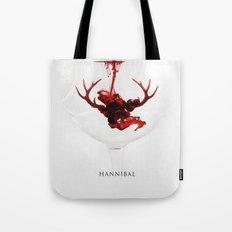 Hannibal (tv series) Tote Bag