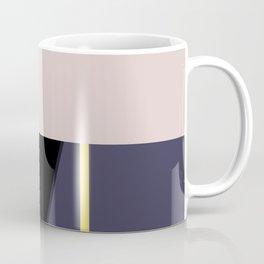 Jonathan Archer - Minimalist Star Trek: Enterprise ENT - Trektangle - startrek - USS Enterprise Coffee Mug