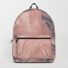 Maui Swirl in Pink Backpack