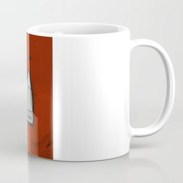 Aesthetix 3 Pens Superstar (Safety Orange) Coffee Mug