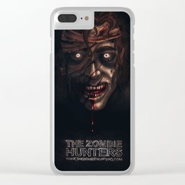 The Face Clear iPhone Case