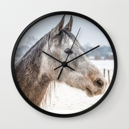 Portrait Amigo Wall Clock