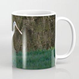 Rosy Spoonbill Coffee Mug
