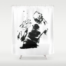 I don't understand Shower Curtain