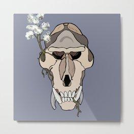 Monkey's Breath Metal Print