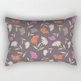 Garden Flowers Style B Rectangular Pillow
