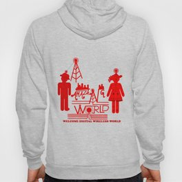 Amazing World Hoody