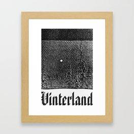 DARK PT 9 Framed Art Print