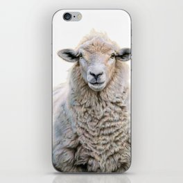 Mona Fleece-a iPhone Skin