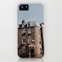 London Streets iPhone Case