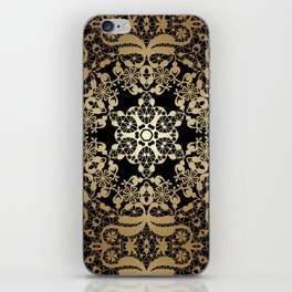 "Art Deco. ""Byzantium"" iPhone Skin"