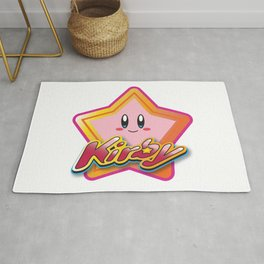 Kirby the Superstar (Icon) Rug