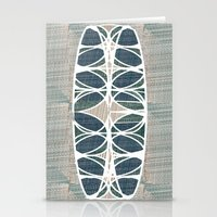 scandinavian Stationery Cards featuring Scandinavian retro by a.r.r.p.