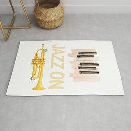 Jazz On Rug