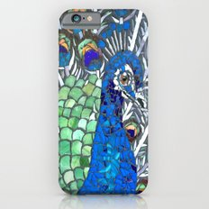 Small Peacock Slim Case iPhone 6s