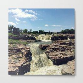 Sioux Falls Metal Print