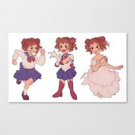sailor ochako Canvas Print