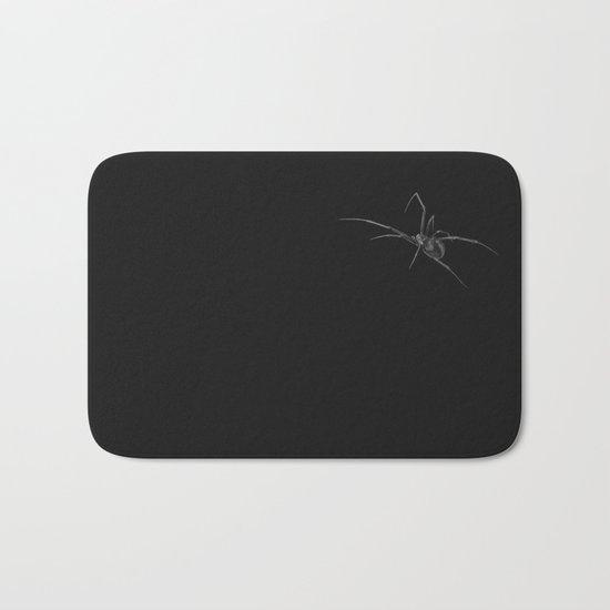 Black Widow Bath Mat