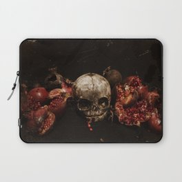 The Plague Was Born on X-mas Day Laptop Sleeve