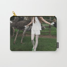 Where am I? Who are you? Carry-All Pouch