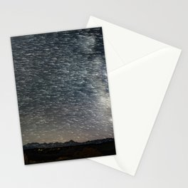 Milky Way Meteors over Telluride Colorado from Ridgway Stationery Cards