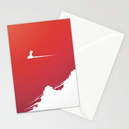Nimbus Clouds Stationery Cards