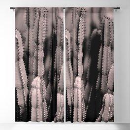 Blush Cacti Dream #1 #cactus #decor #art #society6 Blackout Curtain