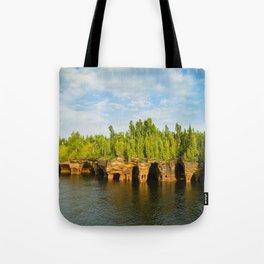 Sea caves #7 Tote Bag