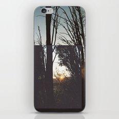 Through iPhone & iPod Skin