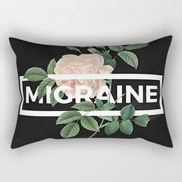 TOP Migraine Rectangular Pillow