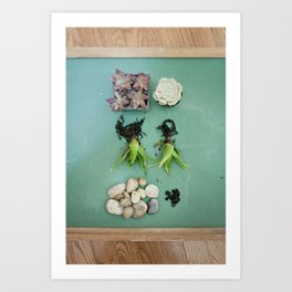 to grow Art Print