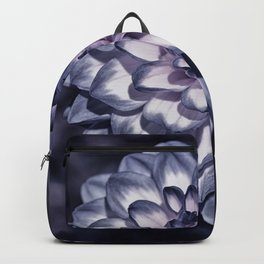 Blooming in purple Backpack